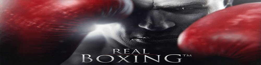 Real Boxing banner