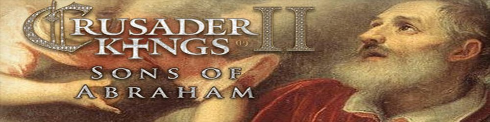 Crusader Kings II Sons of Abraham banner