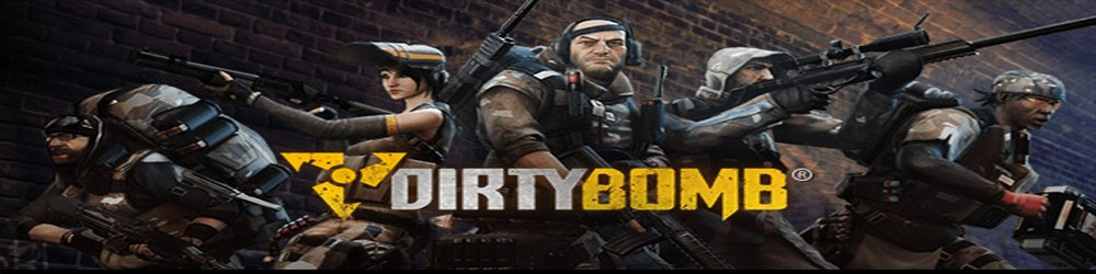 Dirty Bomb Fragger banner