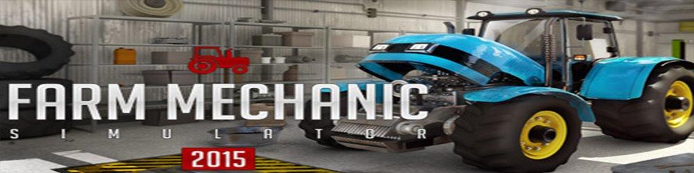 Farm Mechanic Simulator 2015 banner
