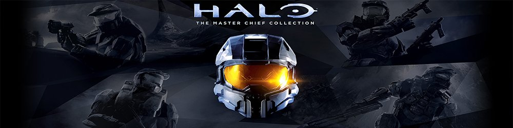 Halo The Master Chief Collection Xbox One banner