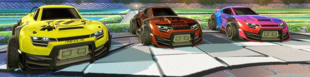 Rocket League Supersonic Fury banner
