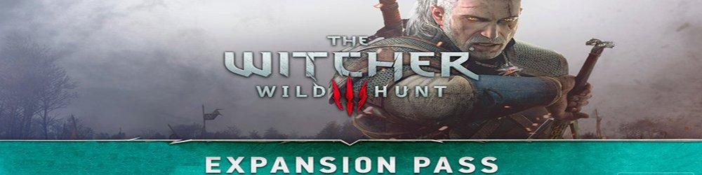 Zaklínač 3 Expansion Pass banner