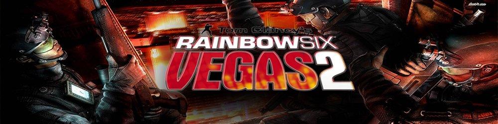 Tom Clancys Rainbow Six Vegas 2 banner