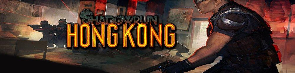 Shadowrun Hong Kong banner