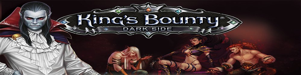 Kings Bounty Dark Side banner