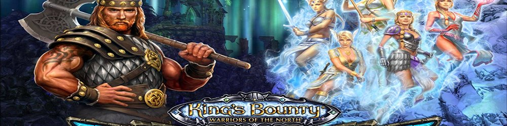 Kings Bounty Warriors of the North Complete banner