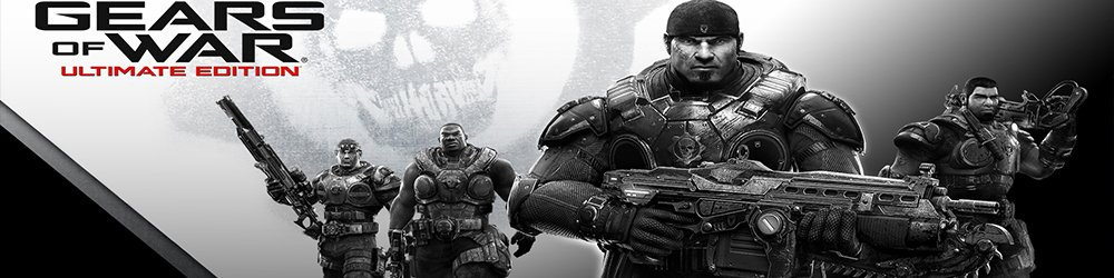 Gears of War Ultimate Edition Xbox One banner
