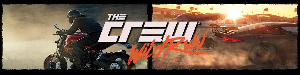 The Crew Wild Run DLC banner