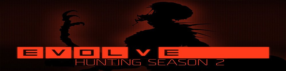 Evolve Hunting Season 2 banner