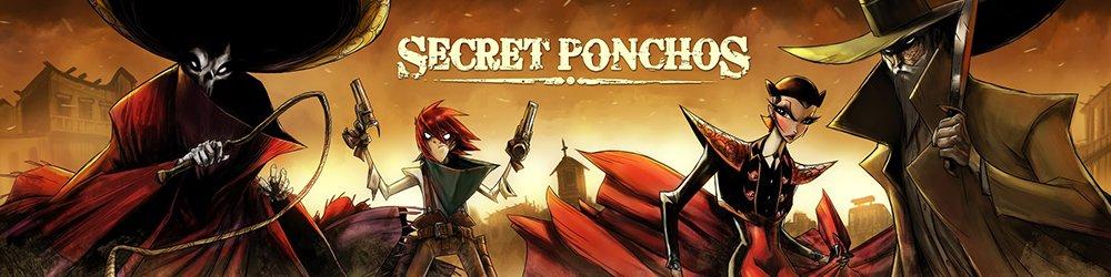Secret Ponchos banner