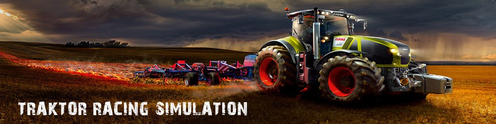 Tractor Racing Simulation banner