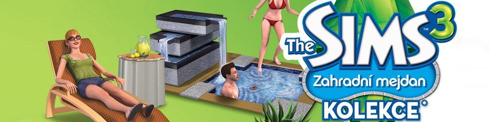 The Sims 3 Zahradní Mejdan