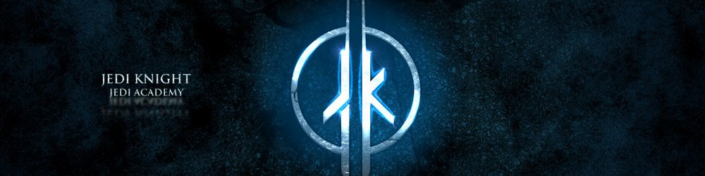STAR WARS Jedi Knight Jedi Academy banner