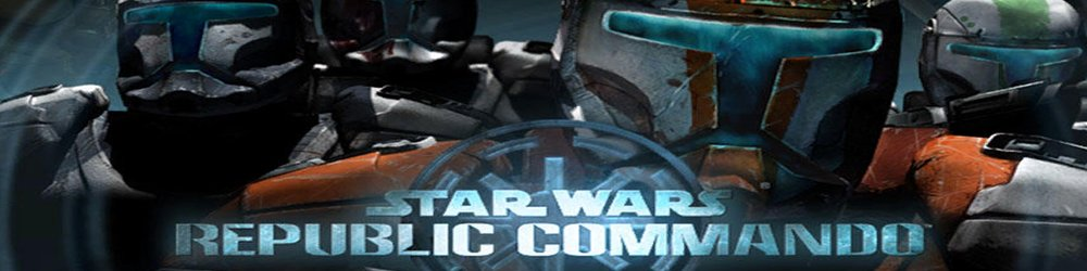 STAR WARS Republic Commando banner