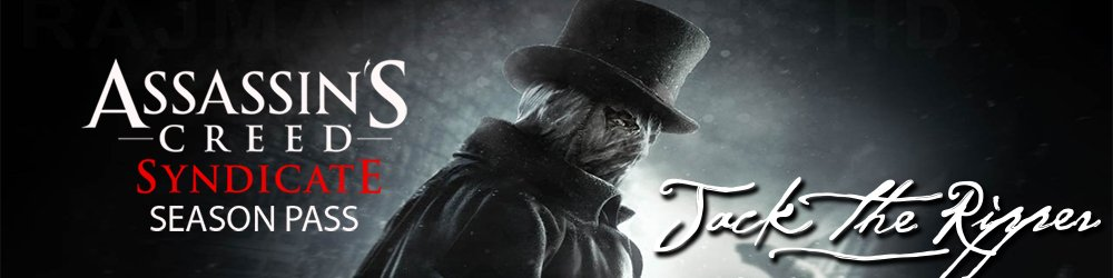 Assassins Creed Syndicate Season Pass banner