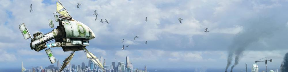 Anno 2070 + Deep Ocean banner