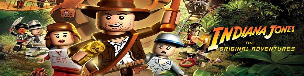 LEGO Indiana Jones The Original Adventures banner