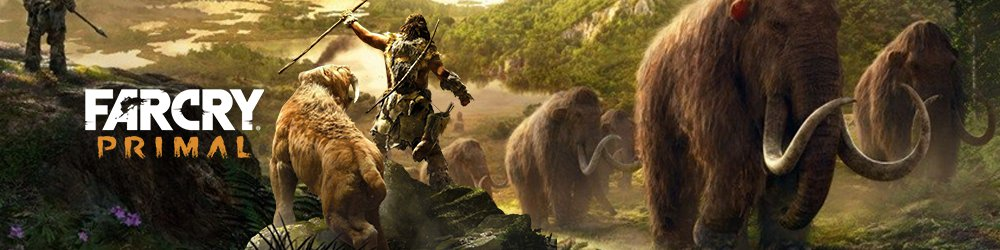 Far Cry Primal banner