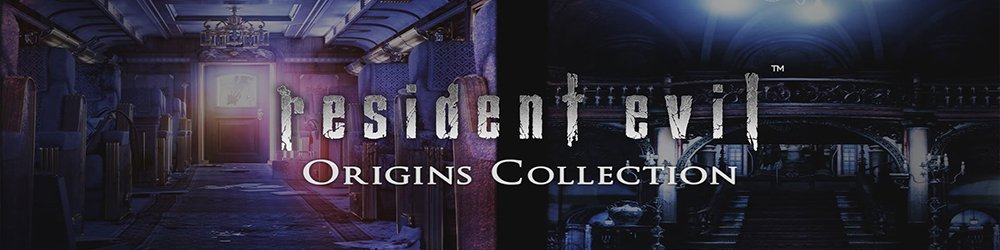 Resident Evil Origins Collection banner