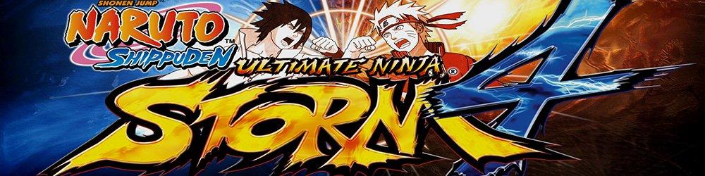 NARUTO SHIPPUDEN Ultimate Ninja STORM 4 banner