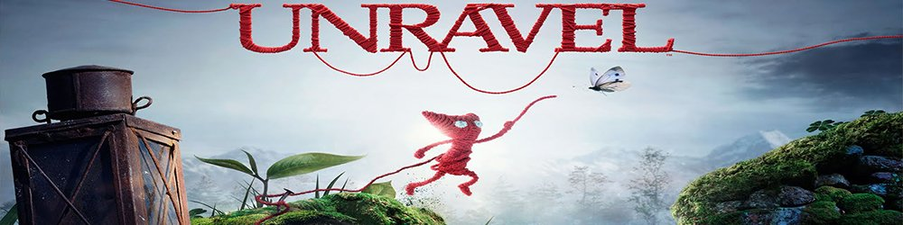 Unravel banner