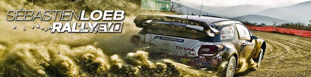 Sébastien Loeb Rally EVO banner