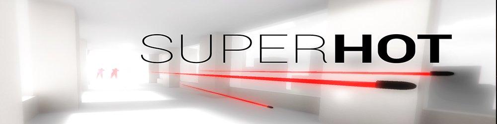 SUPERHOT banner