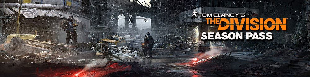 Tom Clancys The Division Season Pass banner