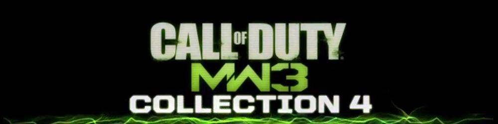 Call of Duty Modern Warfare 3 Collection 4 banner