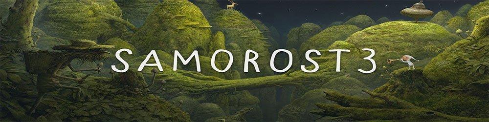 Samorost 3 banner