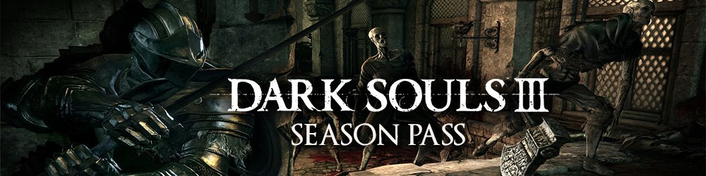 DARK SOULS 3  Season Pass banner