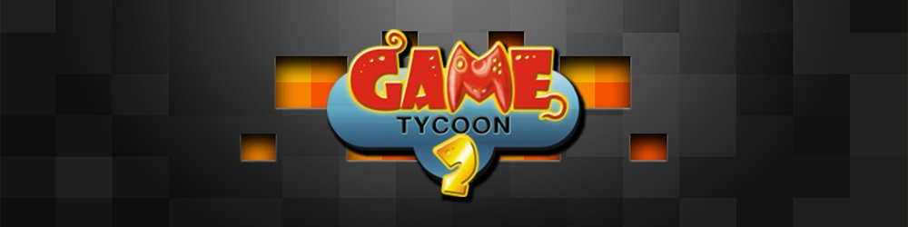 Game Tycoon 2 banner