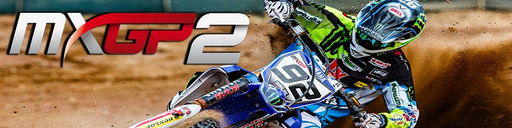 MXGP2  The Official Motocross Videogame banner