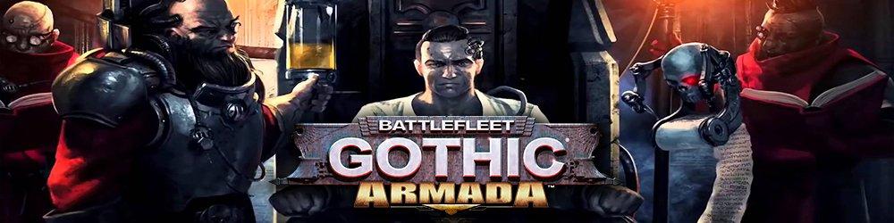 Battlefleet Gothic Armada banner