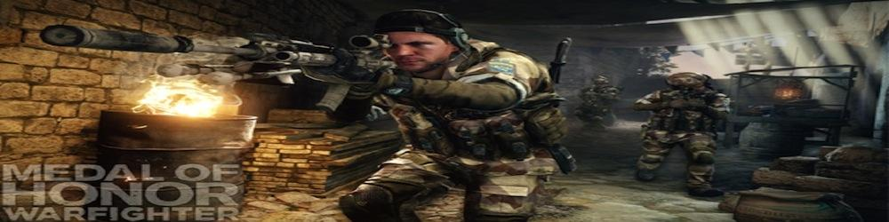 Medal of Honor Warfighter SFOD-D Point Man DLC banner