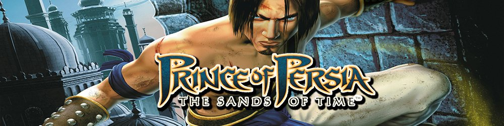 Prince of Persia The Sands of Time banner
