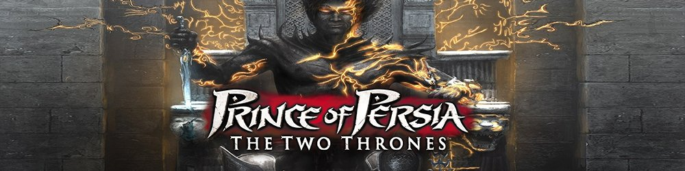 Prince of Persia The Two Thrones banner