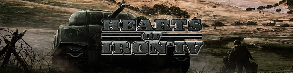 Hearts of Iron IV Cadet Edition banner