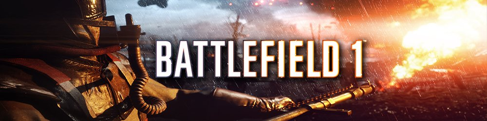 Battlefield 1 banner