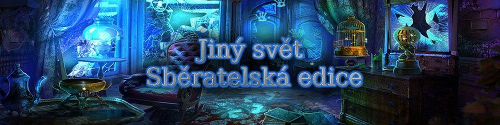 Jiný svět Sběratelská edice banner