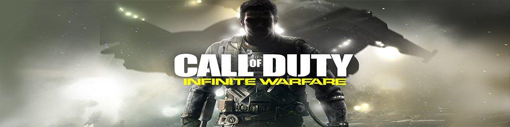 Call of Duty Infinite Warfare banner