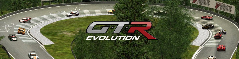 GTR Evolution banner