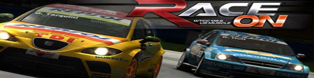 RACE On banner