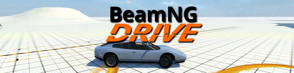 BeamNG.drive banner