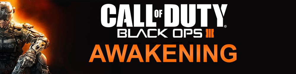 Call of Duty Black Ops III Awakening banner