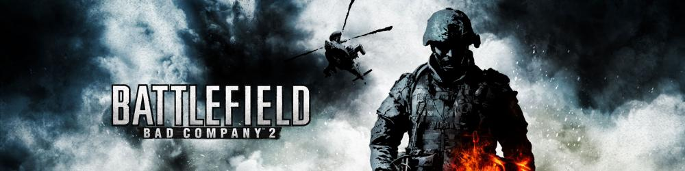 Battlefield Bad Company 2 banner
