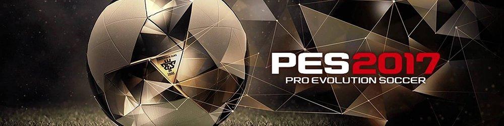 Pro Evolution Soccer 2017 banner