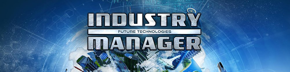 Industry Manager Future Technologies banner