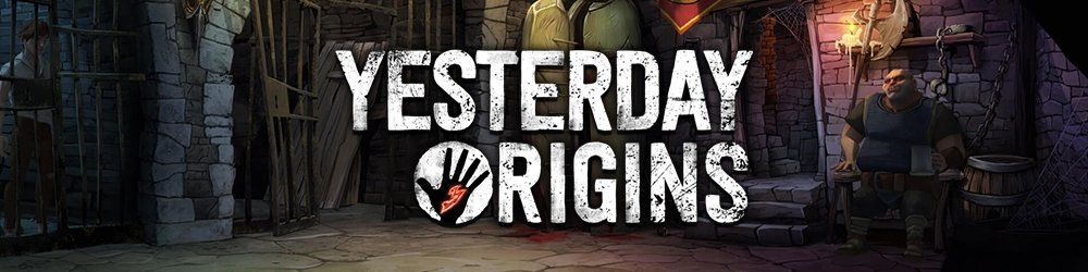 Yesterday Origins banner